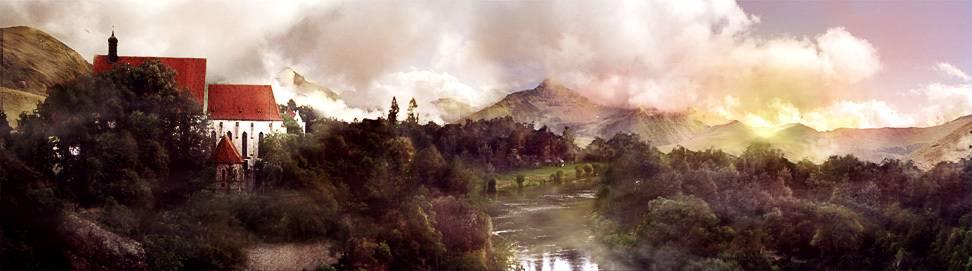 Panorama avec plusieurs photos