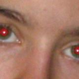 miniature Enlever les yeux rouges