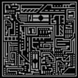 miniature Circuit imprimé