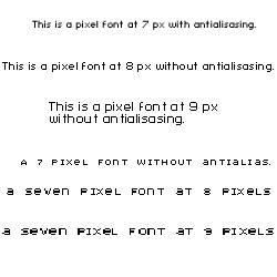 Police pixel