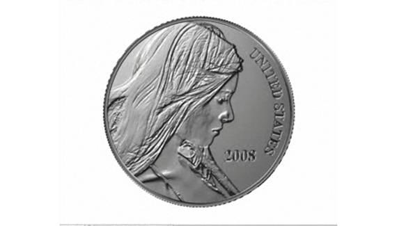 Dessiner une pièce de monnaie
