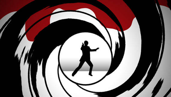 Intro James Bond 007