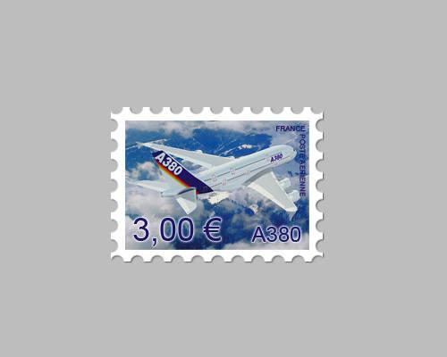 Dessiner un timbre poste