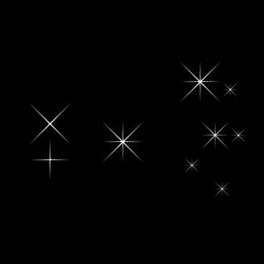 Créer des étoiles