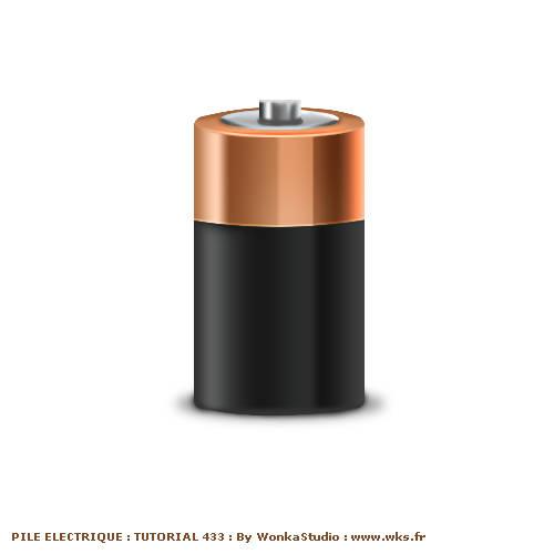 Créer une pile électrique