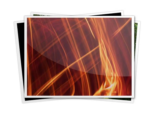 Effet photo tirage papier