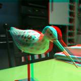 miniature Transformer une photo en 3D anaglyphe
