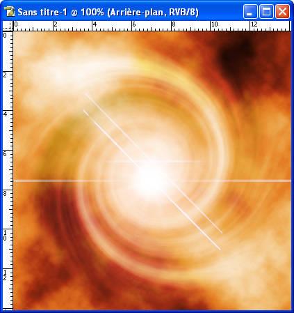 Créer un vortex lumineux