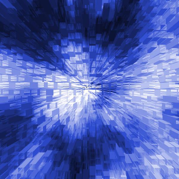 Explosion de cubes