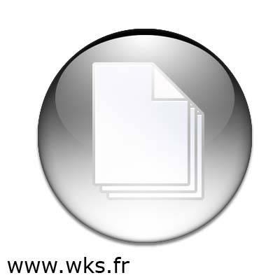 Icône de fichier