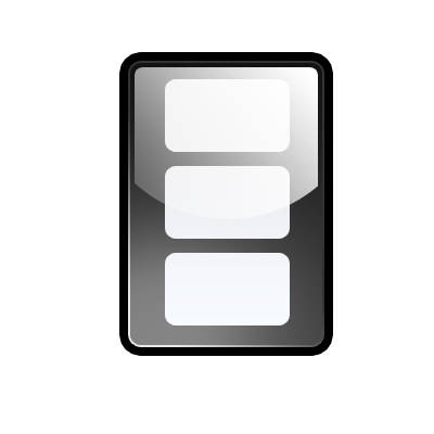 Icône diaporama
