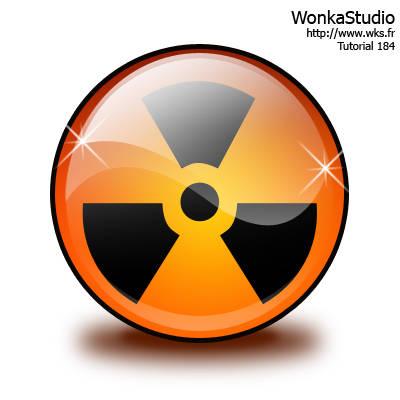 Icône nucléaire