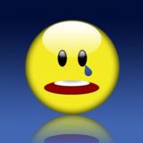 miniature Smiley qui pleure