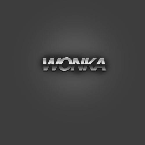 Logo métallique
