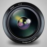 miniature Objectif de caméra