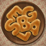 miniature Texte bagel