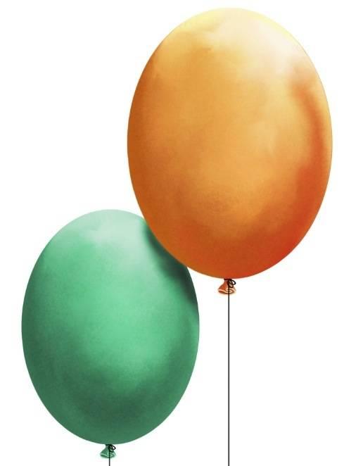 Peindre un ballon de baudruche