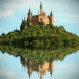 miniature Reflexion dans l'eau