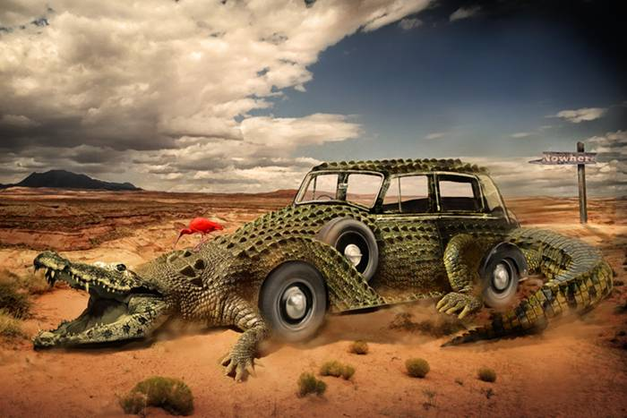 Crocomobile