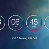 miniature Compte à rebours iOS7
