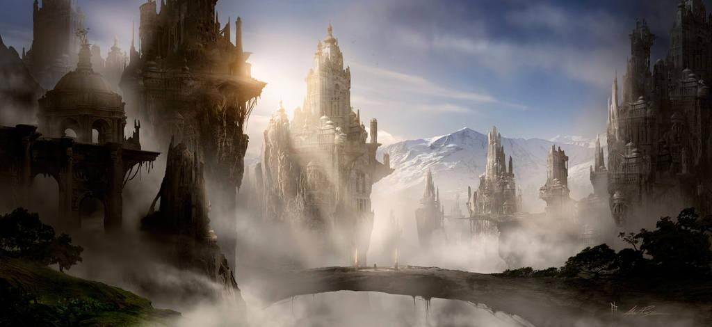 Ruines de Skyrim