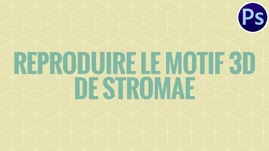 """Recréer la jaquette de """"Racine Carrée"""" (Stromae)"""