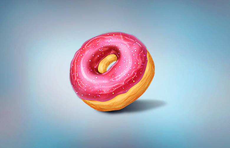 Dessiner un donut