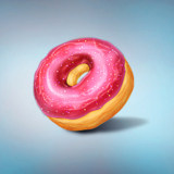 miniature Dessiner un donut