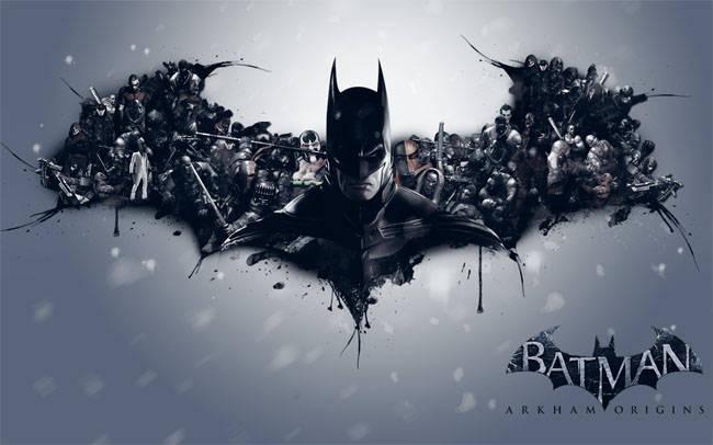 Affiche Batman : Arkham Origins