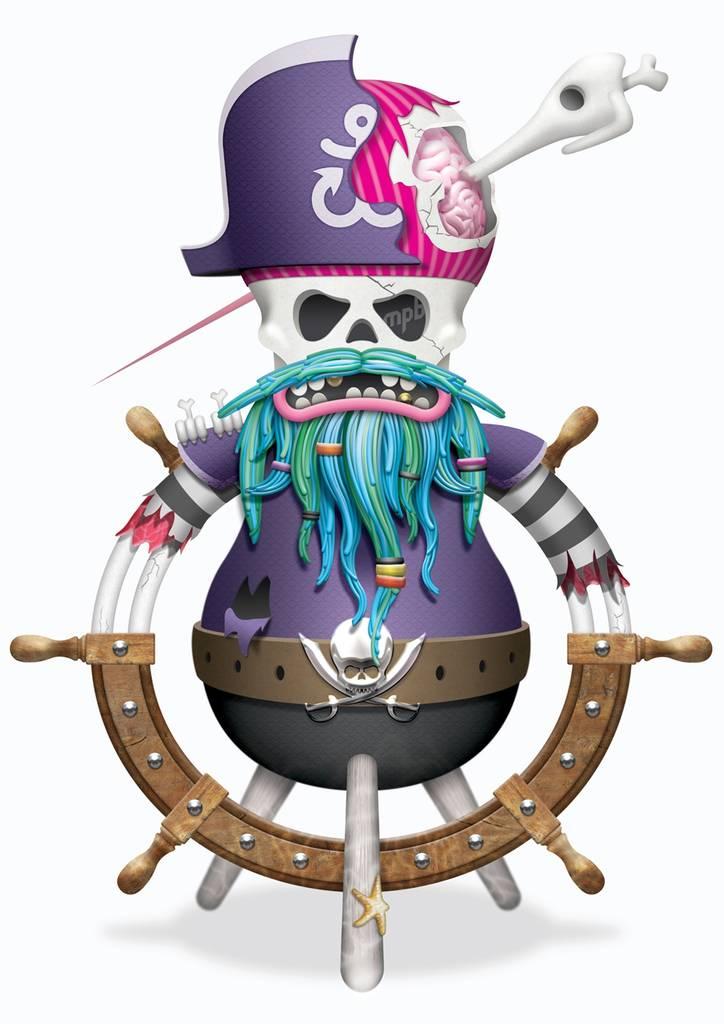 Pirate déglingué