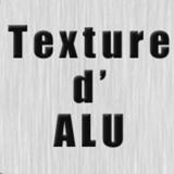 miniature Texture aluminium