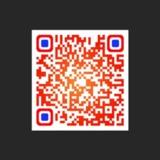 miniature QR code personnalisé