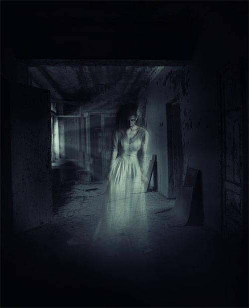 Le fantôme de l'hôpital