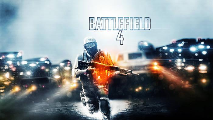 Affiche Battlefield 4