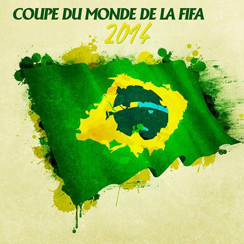 Affiche coupe du monde 2014
