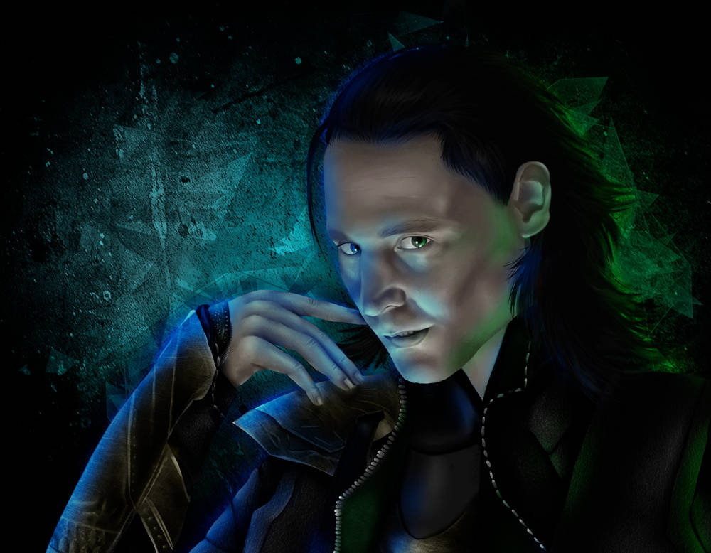 Dessiner Loki Laufeyson