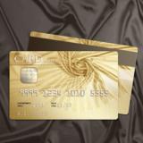 miniature Carte bancaire gold