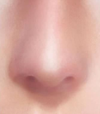 Peindre un nez