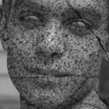 miniature Portrait statue