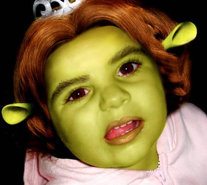 Effet Shrek