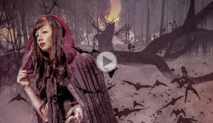 Compositing chaperon rouge