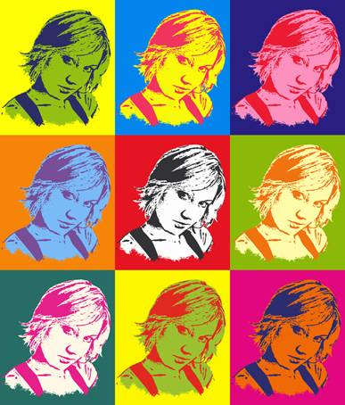 Pop Art – Andy Warhol