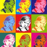 miniature Pop Art - Andy Warhol