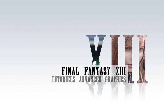 Fond d'écran Final Fantasy XIII