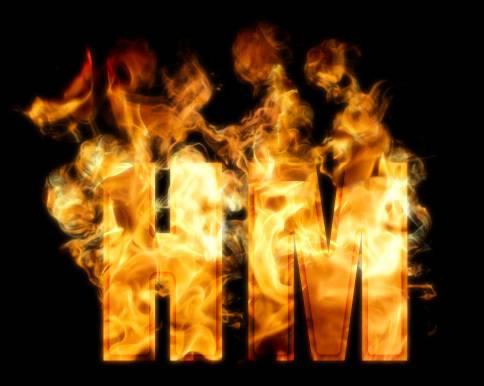 Lettres de feu