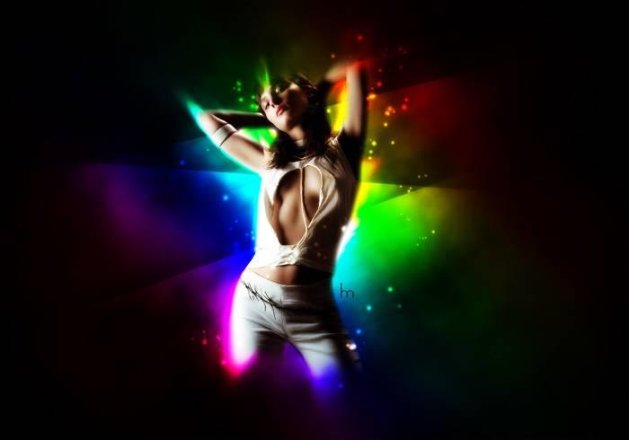 Effet Magic Light