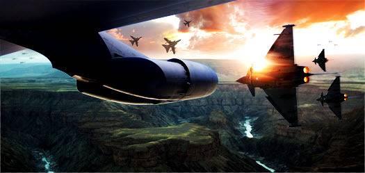 Cinématique aérienne