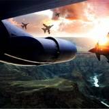 miniature Cinématique aérienne