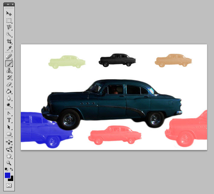 Créer une brush Photoshop