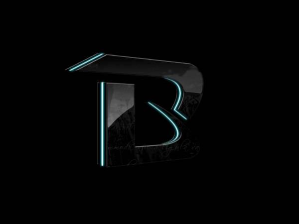 Logo en fausse 3D
